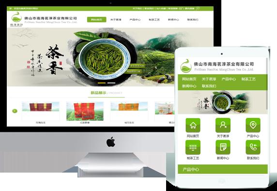 标准营销型网站